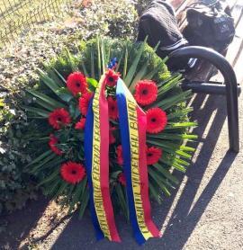 Presăraţi pe-a lor morminte… Şefii de la Consiliul Judeţean Bihor au 'sărit' peste Ziua Armatei