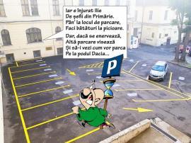 Sănătate curată! Bolojan i-a izgonit pe şefii Primăriei Oradea din parcarea interioară a instituţiei