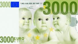 3.000 de euro cadou