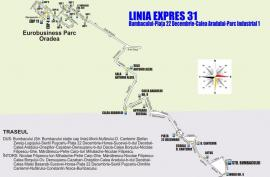 OTL: Autobuzul 31 va opri și în stațiile de la Arena Antonio Alexe