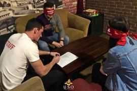 Întâlniri pe nevăzute: Studenții Universității din Oradea sunt invitați la 'Blind Date'