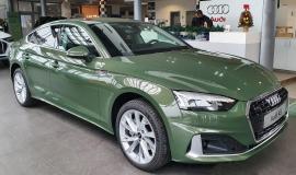 Audi A5 Sportback a ajuns în showroom-ul D&C Oradea. Vino să-l cunoşti!