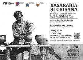 Expoziție etnografică comună Basarabia - Crișana, joi la Muzeul Țării Crișurilor