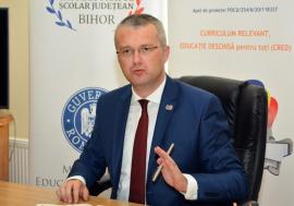Şeful IŞJ Bihor, despre suplimentarea claselor de profesională: Răspundem solicitărilor agenţilor economici