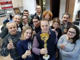 În slujba adevărului: BIHOREANUL a primit premiul pentru presă locală, la Gala Superscrieri (VIDEO)