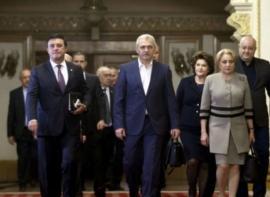 """CEx al PSD a votat remanierea Guvernului Dăncilă. Opt miniştri înlocuiți, Dragnea mai scapă de încă doi """"pucişti"""""""