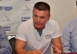 Călin Cheregi, demis! CSC Sânmartin și-a schimbat antrenorul cu două etape înainte de finalul turului