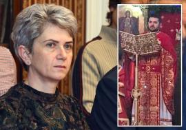 Primenire la IŞJ Bihor: Inspectoarea adjunctă Codruţa Bogdan, înlocuită din funcţie cu un preot ortodox