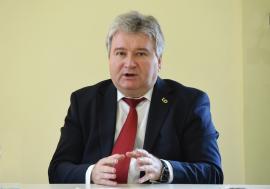 """Rectorul Bungău a recunoscut evidentul: va candida pentru un nou mandat. """"2019 a fost cel mai bun an din ultimii 8, în Universitate"""""""
