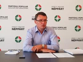 Preşedintele PPMT, Csomortanyi István, către români: Nu vrem să vă jignim, ci vă rugăm să ne înţelegeţi şi să nu mai fiţi ostili