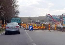 Poliția Bihor avertizează: Din 7 octombrie, traficul pe DN 76 va fi restricționat în Băile Felix din cauza lucrărilor
