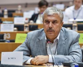PSD, candidaţi unul şi unul: Dan Nica este noua propunere pentru postul de comisar european