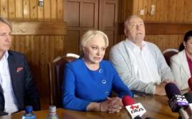 Dăncilă nu mai ştie pe unde este: Aflată în Suceava, a declarat că face o vizită în... Hunedoara, în celălalt capăt de ţară (VIDEO)