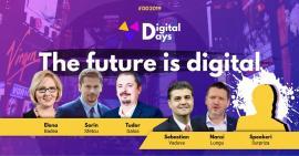 Ești pasionat? Rezervă-ți un bilet la Digital Days 2019, care aduce Google, Bitdefender și alte branduri de top la Oradea!