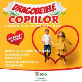 Dragobetele Copiilor: Sărbătoriți prietenia la ERA Park Oradea!