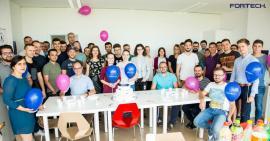 Fortech atinge pragul de 100 de programatori în Oradea