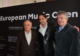 Ediţie spectaculoasă a European Music Open, la Oradea: Între invitaţi, muzicieni din Viena, 'Grigorescu' din Taiwan, Marcel Iureş şi un coregraf de renume mondial născut în... Beiuş