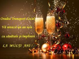 OTL vă urează An Nou cu sănătate!