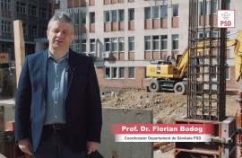 Multilateral dezvoltat: Ştiaţi că... Florian Bodog este şi şeful secţiei de Chirurgie plastică a Spitalului Judeţean?