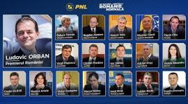 Guvernul PNL: Cine sunt miniştrii propuşi de premierul desemnat Ludovic Orban