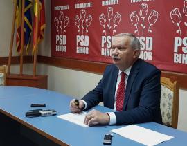 Mang necruţătorul: Liderul PSD Bihor a lipsit de la înmormântarea fostului consilier local Ioan Bonchiș