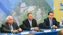 Capitala Europei s-a mutat la Sibiu. Gazdele: Klaus Iohannis și PNL