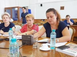 """Consilierul local Kirei Melinda acuză conducerea Primăriei Oradea de deturnare de fonduri. Opoziția a """"trântit"""" rectificarea bugetară"""
