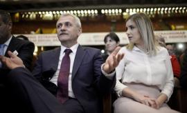 Dragnea, îndrăgostitul: Mi-a fost drag că am fost cu Irina la Congres