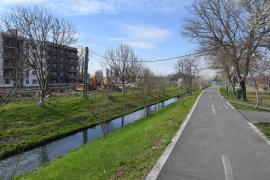 Front de lucru. Viitorul pod peste Peţa din zona Ceyrat ar putea costa circa 3,8 milioane lei