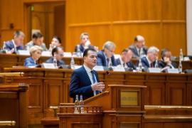 Premieră în România: Guvernul Orban şi-a angajat răspunderea pe buget. OUG 114 a fost modificată (VIDEO)