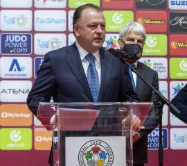 Fake-uri cu Cozmin Gușă candidat la... Uniunea Europeană de Judo! Reacție promptă a Federației Internaționale