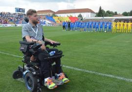 La mulţi ani, Mihai Neşu! Cum a sărbătorit fostul fotbalist la împlinirea a 38 de ani (VIDEO)