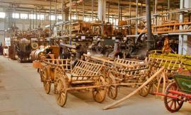 Muzeu al agriculturii, în Oradea. Primăria va primi patru terenuri pentru investiţii pe fonduri europene