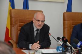 Șeful CNAIR ameninţă isteric cu demiterea şefului orădean al Direcţiei de Drumuri Cluj