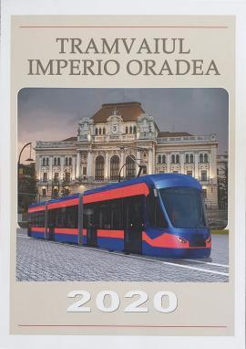 OTL: Cu cele 4 garnituri Imperio, Oradea are cea mai bună flotă de tramvaie din ţară