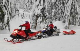 Salvamont Bihor, sfaturi pentru schiori: În zonele de creastă este risc de avalanşă