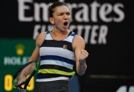 Australian Open: Simona Halep a câştigat meciul cu Venus Williams şi va juca, în optimi, cu Serena! (VIDEO)