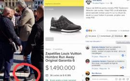 Ministrul Teodorovici poartă pantofi sport Louis Vuitton. Vezi cât costă perechea!