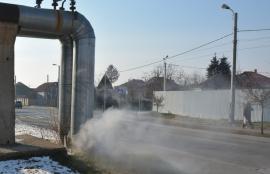 Locuitorii din zona Calea Clujului şi din Sînmartin rămân fără apă caldă şi căldură