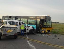 Accident rutier pe Aeroportul Otopeni. Patru persoane au ajuns la spital