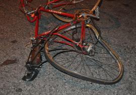 Accident între doi tineri biciclişti, în Oradea