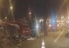 Accident pe Bulevardul Magheru din Oradea: O femeie a murit, după ce a fost lovită de mașină (VIDEO)