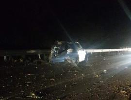 Accident mortal, duminică seara, în Bihor. Un bărbat a fost proiectat pe şosea