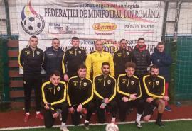 AEK Oradea a câştigat duelul cu campioana judeţului Sălaj