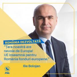 Primarul Ilie Bolojan îndeamnă cetăţenii să iasă la vot, inclusiv la referendum: 'Pe voi, cei care aveţi încredere în mine, vă rog să votaţi echipa PNL!' (VIDEO)