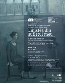 'Liniştea din sufletul meu': Expoziţie a pictorului taiwanez Chen Ching-Jung, în cadrul European Music Open