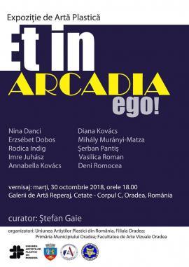 'Et in arcadia ego!' Expoziţie de artă contemporană în Cetatea Oradea