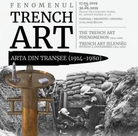 'Fenomenul Trench Art', expoziţie inedită la Muzeul Ţării Crişurilor