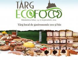 Târg EcoFood, la Mănăstirea Izbuc