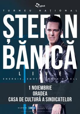 Energie, emoţie & rock 'n roll! Turneul national Ştefan Bănică poposeşte şi la Oradea